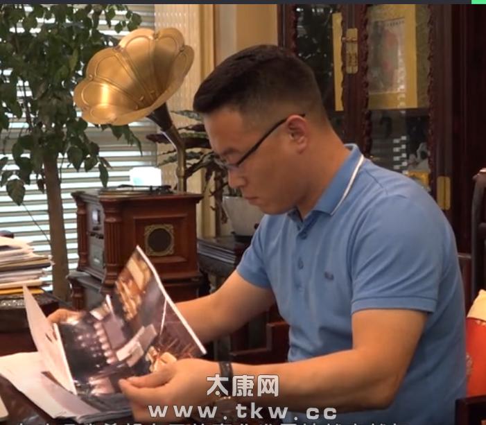 太康芝麻洼这个80后在北京混的不得了啊,他就是杨学义,有认识他的没?