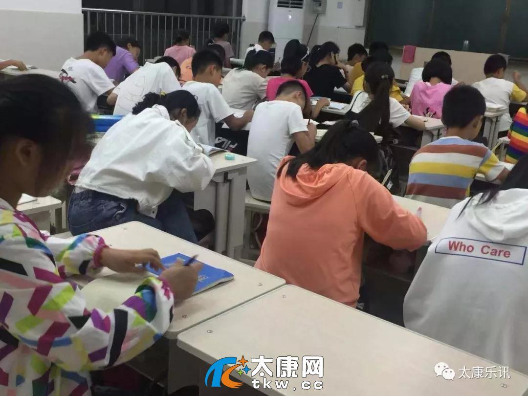 太康家印高中高贤分校已开学,内部照片流出!