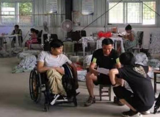 【网聚正能量 追梦太康人】马团辉:轮椅上放飞致富梦