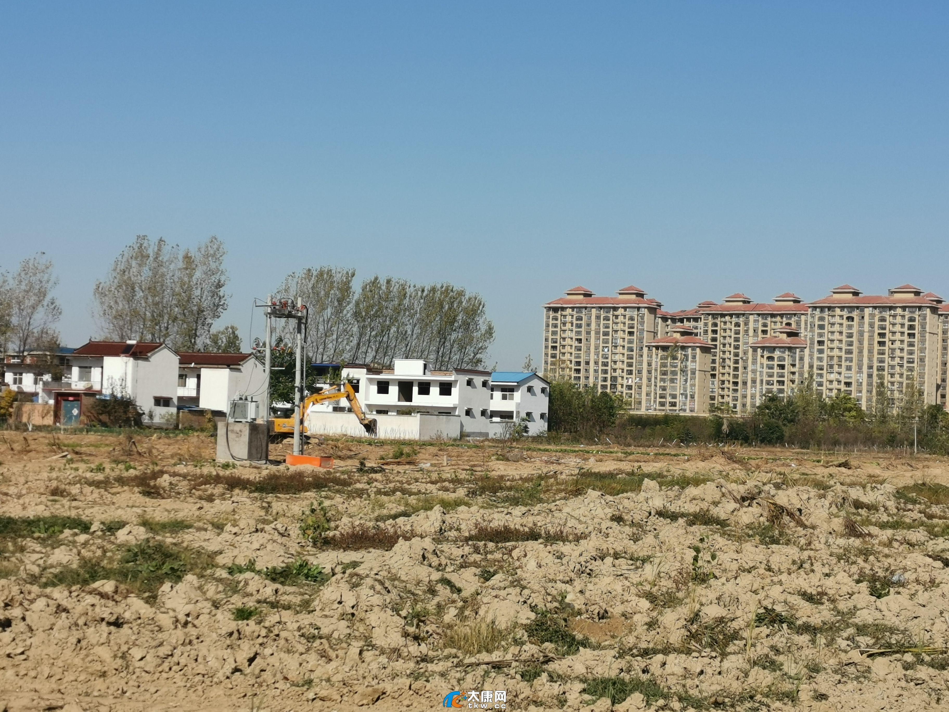 太康县关于这些乡镇村庄的征收范围及滨湖花园棚户区的改造...(附太康三个花园棚户...