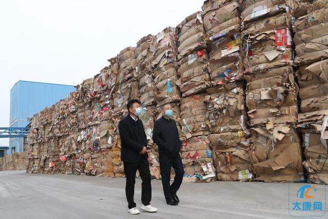 太康:龙源纸业挺进全国造纸行业产量30强